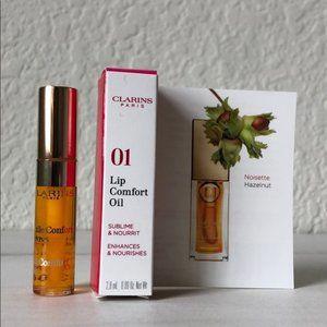 5/$25! CLARINS Lip Comfort Oil